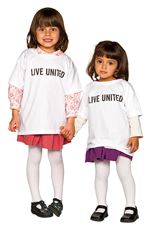 United Way Girls 1