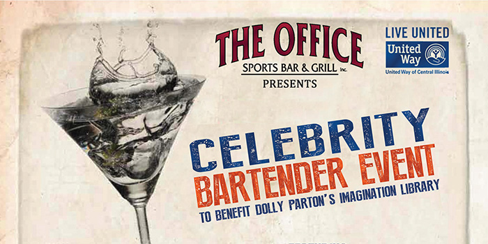 Celebrity Bartender Event