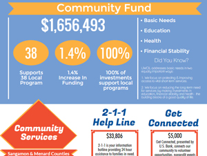 Community Fund Infographic