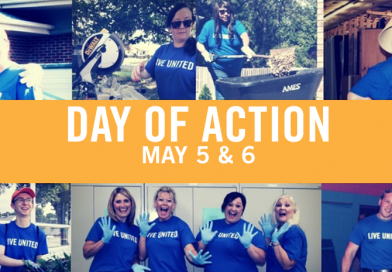 Register today for spring Day of Action
