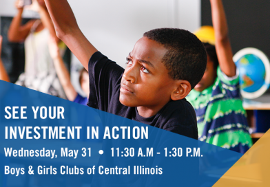 See Your Investment in Action Event – Education