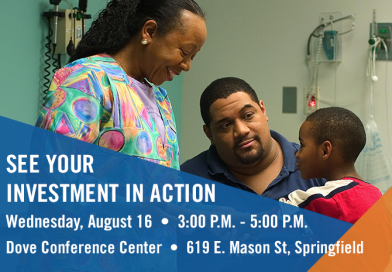 See Your Health Investment in Action on August 16