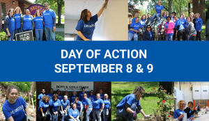 Day of Action – Fall 2017 @ United Way of Central Illinois | Leland Grove | Illinois | United States