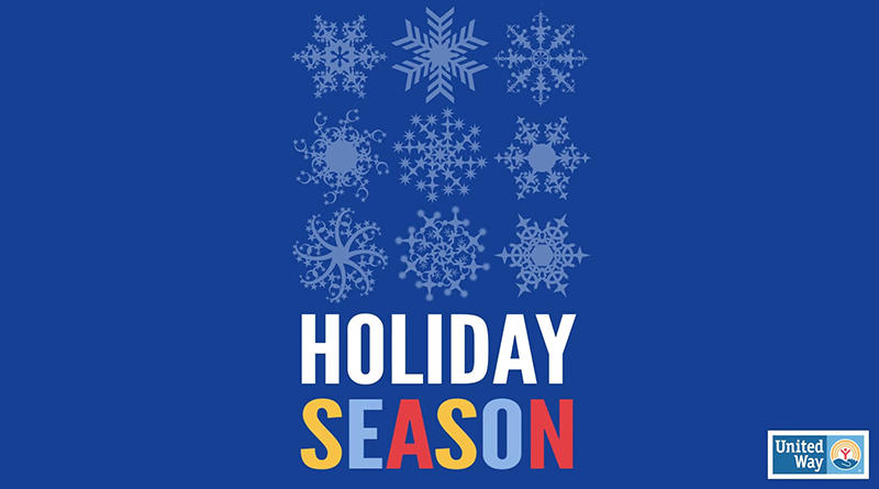 Happy Holidays from United Way of Central Illinois