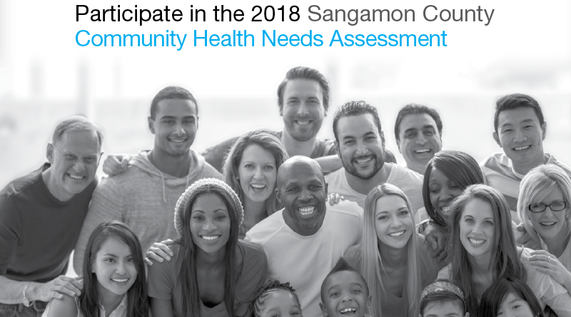 Participate in the Community Health Needs Assessment