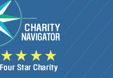 Charity Navigator Awards 4-stars to UWCIL