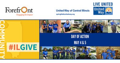 Give Back with UWCIL and Donate to Forefront