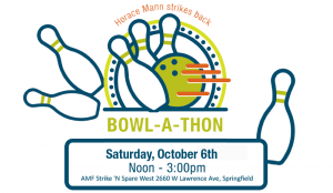 Horace Mann Bowl-a-thon Benefiting United Way @ AMF Strike 'N Spare West | Springfield | Illinois | United States