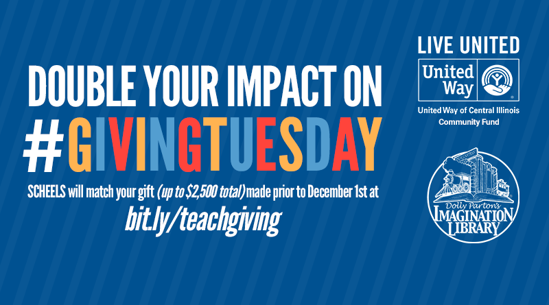 Double Your Impact on #GIVINGTUESDAY2018