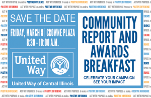 Community Report and Awards Breakfast 2019 @ Crowne Plaza