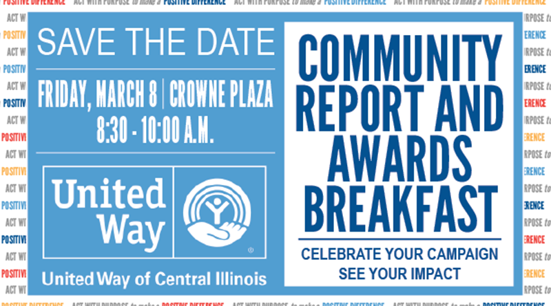 2019 Community Report and Awards Breakfast