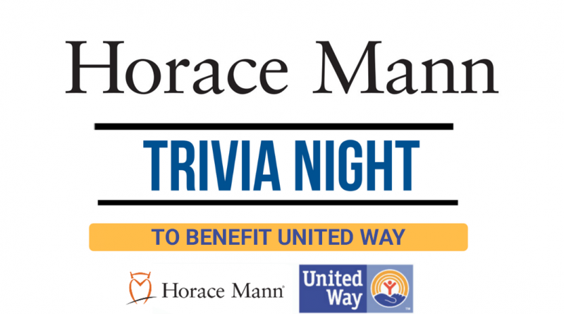 Horace Mann Trivia Night to benefit United Way