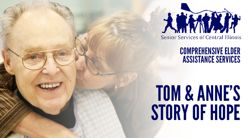Tom and Anne's Story of Hope