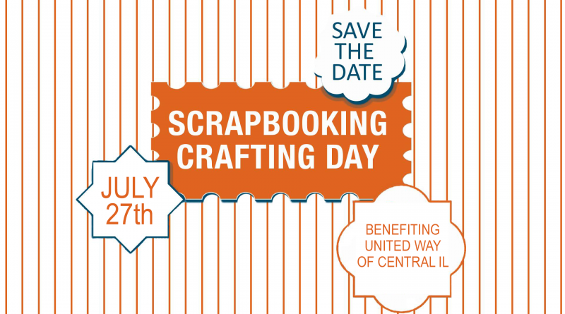 Horace Mann Scrapbooking Crafting Day 2019