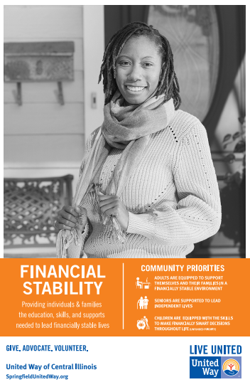Financial Stability Poster
