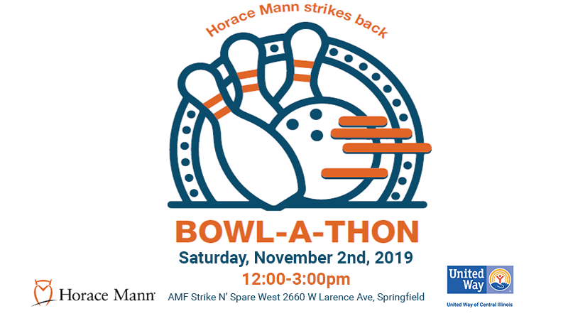 Bowl-a-thon Hosted By Horace Mann Benefiting United Way