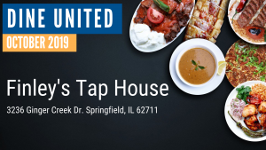 Dine United at Finley's Tap House @ Finley's Tap House