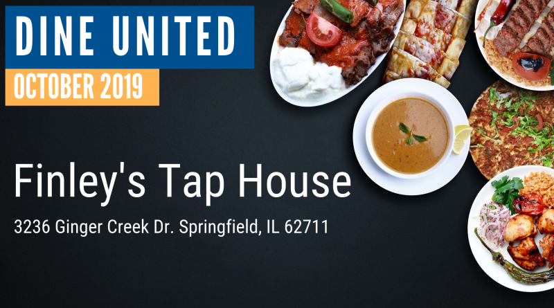 Dine United at Finley's Tap House