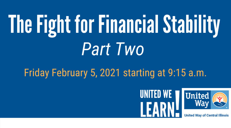 United We Learn Session: February 5, 2021