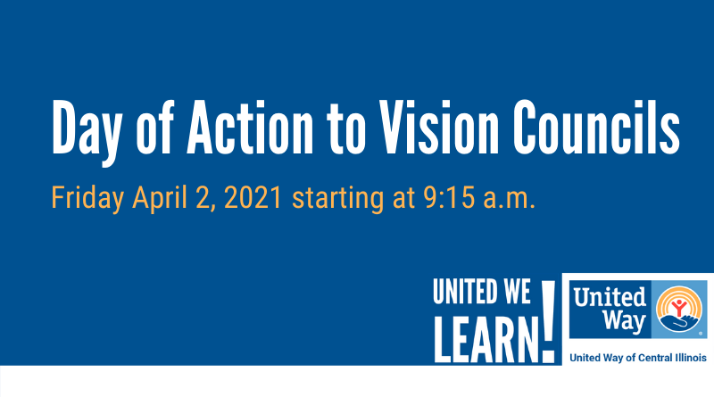 United We Learn Session: April 2, 2021