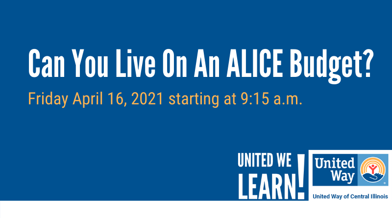United We Learn Session: April 16, 2021