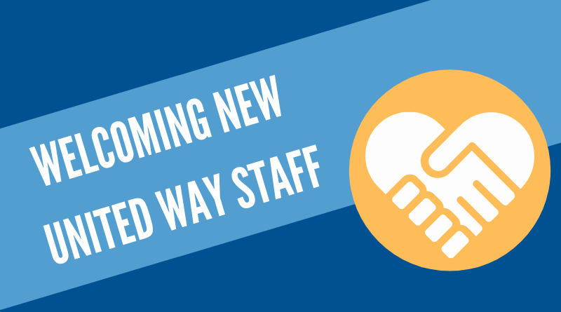 Meet Your New United Way Staff