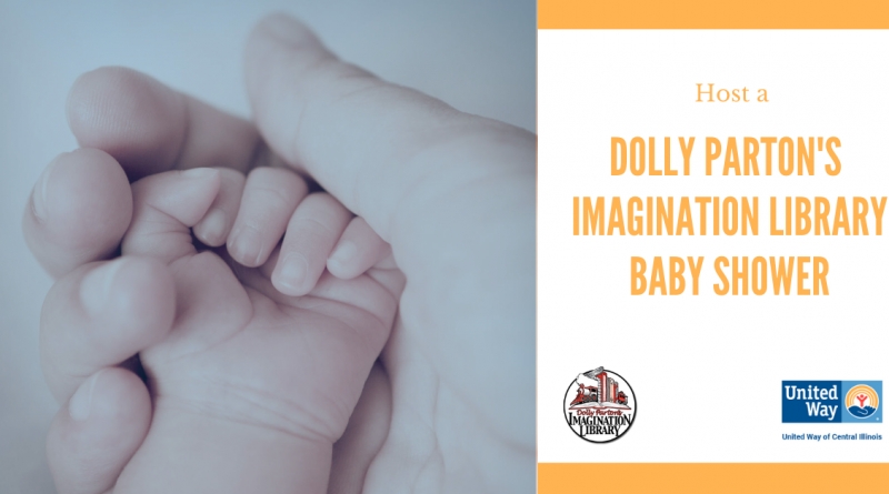Dolly Parton's Imagination Library        Baby Shower