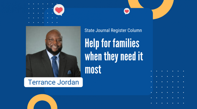 Help for families when they need it most